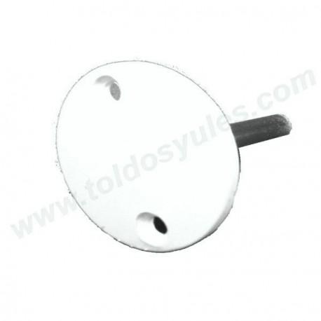 Casquillo tubo de enrolle toldo cofre (C125-05)