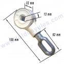Accesorio para subir y bajar toldo, maquina manual (MQ-04)